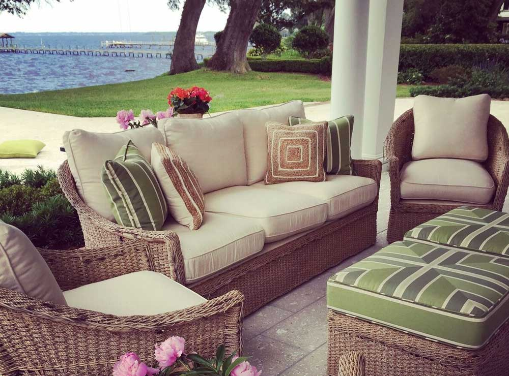 Hugos Fine Furniture and Interiors Outdoor Patio Design
