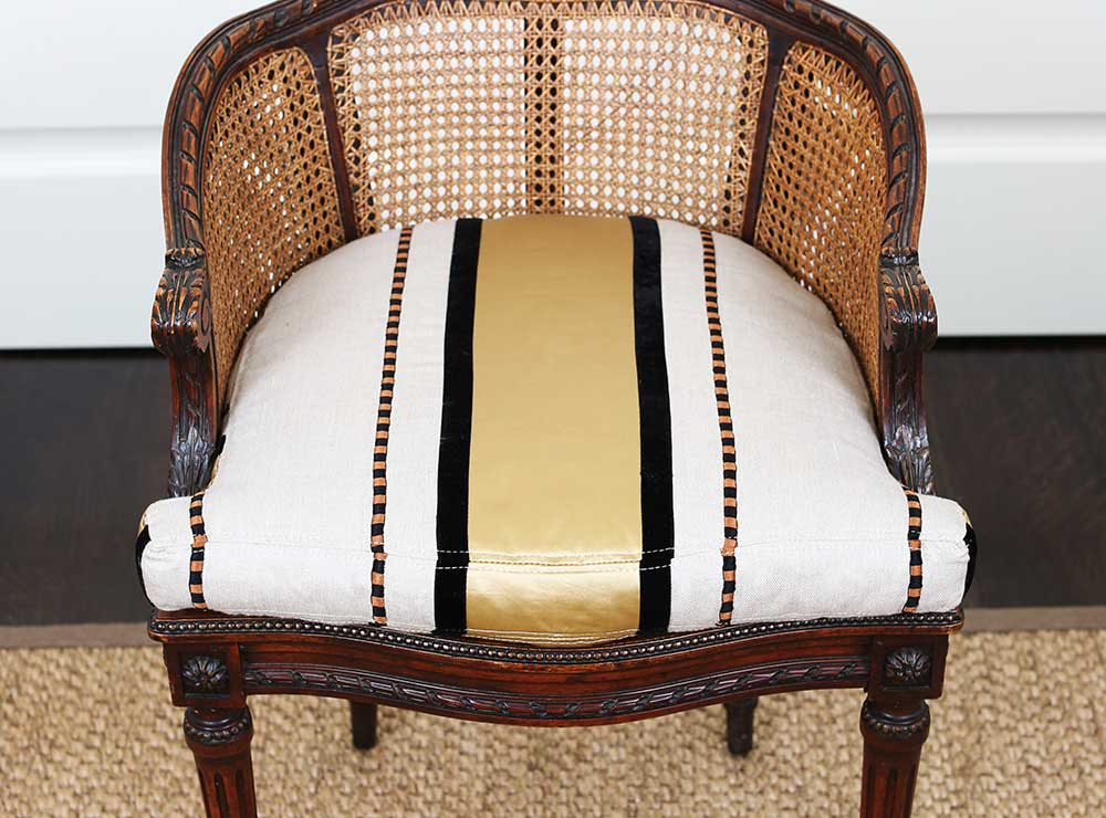 Reupholstery by Hugo's Fine Furniture and Interiors