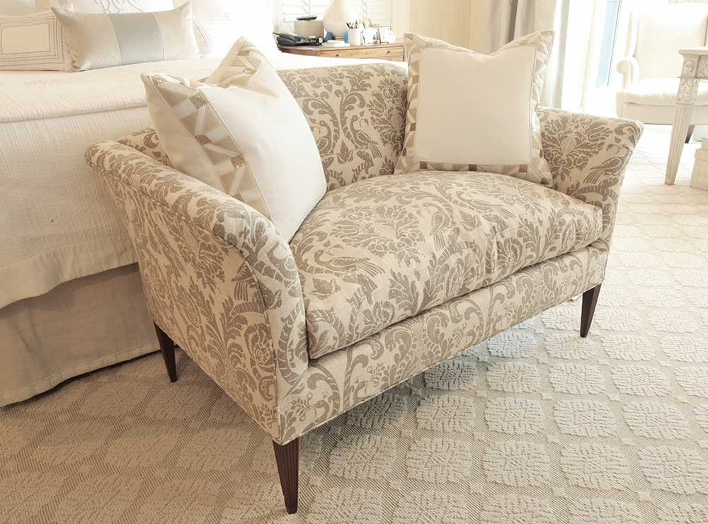 Furniture Upholstery - Hugo's Fine Furniture and Interiors